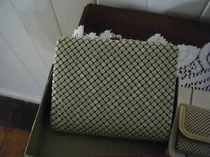 Glomesh wallet / purse white Toowoomba Toowoomba City Preview