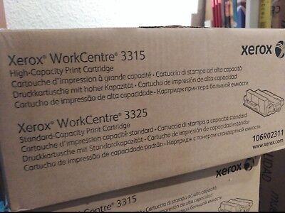 Xerox 106R02311 WORKCENTRE 3315 3325, usado segunda mano  Maria de Huerva