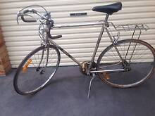 ANTIQUE BIKE IN ORIGINAL & GOOD CONDITION GOLD COLOR FRAME Clayton South Kingston Area Preview