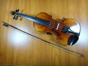 Violin-Francesco-Ruggeri-Dett-il-Per-fecit-Cremona-Lanno-16-Copy-German-3-4