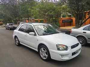2004 Subaru Impreza Hatchback Chatswood Willoughby Area Preview
