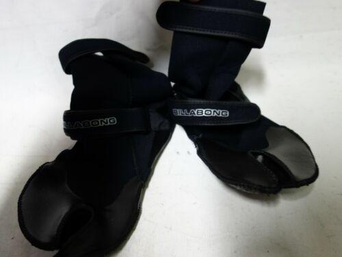 Billabong Split-Toe Boots wetsuit size large excellent condition