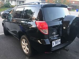 CERTIFIED 2007 TOYOTA RAV4* LIMITED *WINTER TIRES *7490$