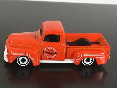 1949 49 FORD PICKUP F1 RARE 1:64 SCALE COLLECTIBLE DIORAMA DIECAST MODEL CAR