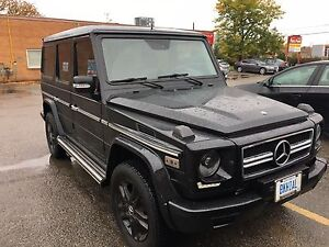 2004 Mercedes-Benz G-Class SUV, Crossover