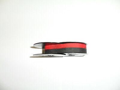 Underwood De Luxe Deluxe Typewriter Ribbon Blkred Twin Spool Made In America
