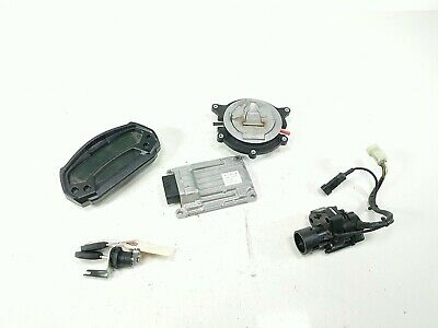 12 Ducati Monster 696 Lock Set Ignition Switch Cap And Key 286.4.185.2A