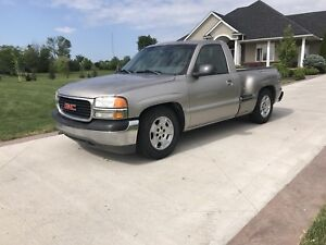 2002 GMC 1500 4.8l 2wd Low Kms