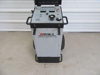 Megger Impulse Generator Cable High Voltage Thumper Fault Tester Mig16-2 Pfl