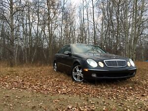 2004 Mercedes-Benz E500 4Matic