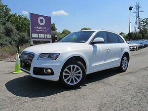 2014 Audi Q5 2.0L Progressiv CLEAN CAR PROOF BEAUTIFUL CONDITIO