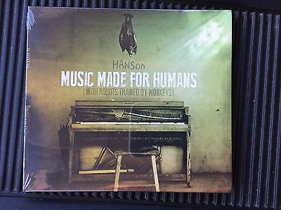 New Hanson Music Made For Humans  With Robots Trained By Monkeys  2014 Cd