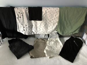 Maternity clothes - size M