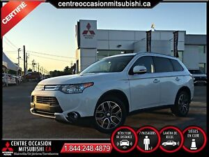 Mitsubishi Outlander GT S-AWC CUIR TOIT SYSTEME ANTI-COLLISION M