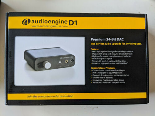 audioengine D1 24-bit USB DAC
