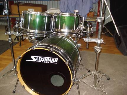Sleishman Pro Series Drum Kit.