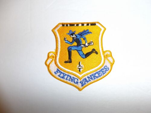 e0666 USAF US Air Force 103rd Fighter Group Flying Yankees IR20E