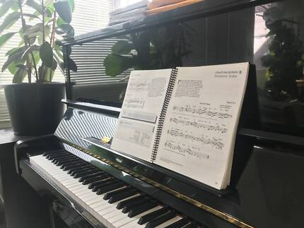 Piano&Composition Lessons with AIM Lecturer in Camperdown Studio