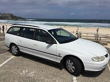 2000 Holden Backpacker Wagon with Bed and NSW Rego..must sell!! Bondi Beach Eastern Suburbs Preview