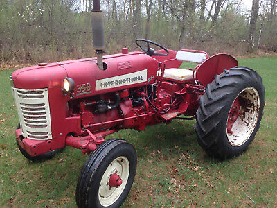 Ih 350 Utility Farmall Tractor International Harvester