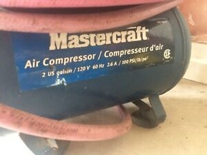 2 gal air compressor