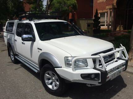 2008 Ford Ranger XLT DUAL CAB UTILITY 4X4 TURBO DIESEL AUTOMATIC College Park Norwood Area Preview