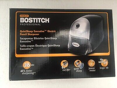 Stanley Bostitch Professional Electric Pencil Sharpener New In Box
