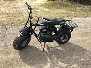 Coleman Powersports CT200U Minibike