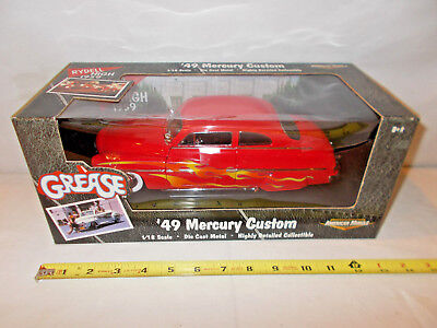 Grease 1949 Mercury Custom By Ertl 1/18th - Grease Custome