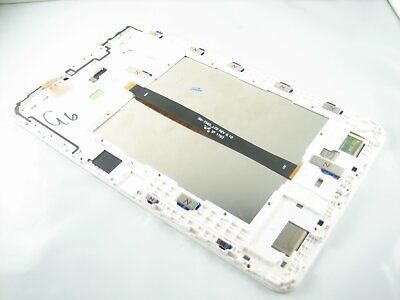 Full LCD Display+Touch Screen+Frame For Samsung Galaxy Tab A 10.1 SM-T580~White