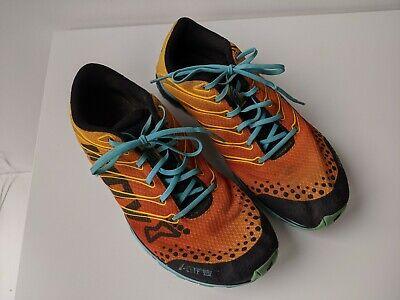 Inov8 F-lite 232 - Orange/Yellow Running Trainers Shoes - UK8 (EU42)