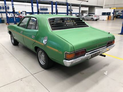 1974 Ford Falcon Sedan Hoppers Crossing Wyndham Area Preview