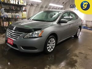 2013 Nissan Sentra SV*PHONE CONNECT*PASSIVE ENTRY*HAND FREE CONT