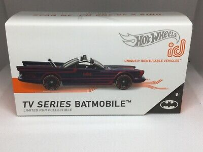 Hot Wheels id TV Series Batmobile.