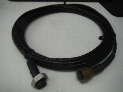 Nordson Versa Spray Auto Gun Cable Used Powder Coating Gema Wagner