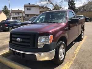 2009 Ford F-150 with low km
