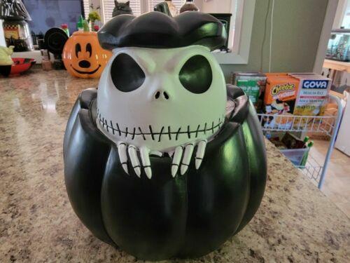 Brand New RARE Jack Skellington Pumpkin Walgreens Exclusive Halloween