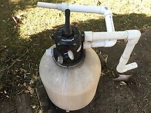 Sand pool filter and pump Wentworthville Parramatta Area Preview