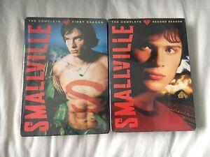 Smallville Seasons 1-2