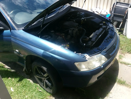 Holden vy wagon ..no spark, Reno just ran out make an offer
