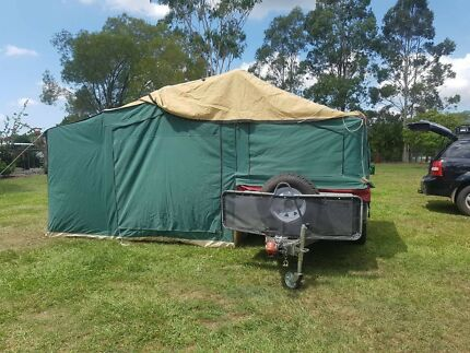 camper trailer Deception Bay Caboolture Area Preview