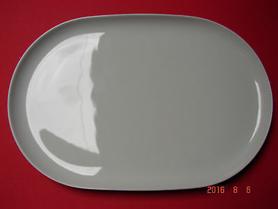 4 Rosenthal Porzellan Schalen-Platten
