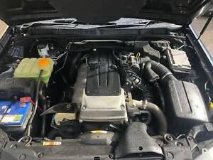 fg barra engine | Engine, Engine Parts & Transmission