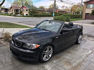 Bmw 135i M PACK TWIN TURBO CABRIOLET + 4 PNEU ET MAGS HIVER