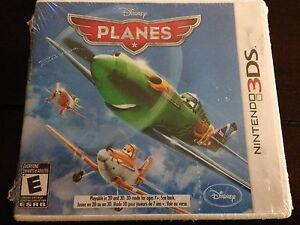 Nintendo 3DS Planes - $20 new sealed