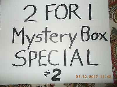 2 FOR 1  MYSTERY BOX SUGAR GLIDER 6 PIECE CAGE SET SPECIAL # 2