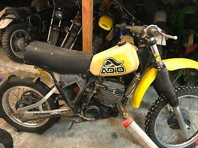 1980 YZ465 YZ-465 YZ 465 vmx