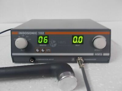 New Advanced Professional Use 1 Mhz Ultrasound Indosonic Therapy Device Machine