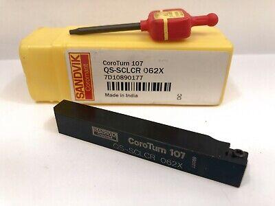 Sandvik Coromat 570-STFCR-16-09 CoroTurn 107 Turning Head