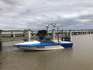 14.5ft Swiftcraft Stiletto ski boat Belair Mitcham Area Preview